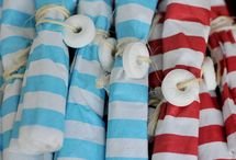 Nautical Birthday Party / by Brandy King