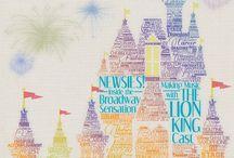 Disney / by Nancy Walshe