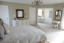 Master bedroom / by Melissa Corbridge