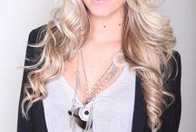 Hair aspirations  / by Kaitlyn Kohlbrand
