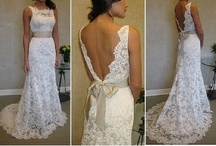 Wedding Dresses / Makeup, hair, and dresses for the wedding / by Bailey Marie & Me