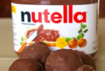 Food: For the love of Nutella / by Mrs M