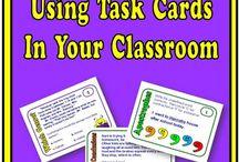 Task Cards / by Beth Huntley