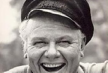 "ALAN HALE ""THE SKIPPER "" / by Terri Eckel"