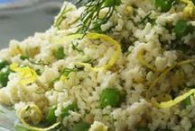 Main Ingredients||Rice, Grains, Beans, Legumes / by The Tasty Word (Tess)