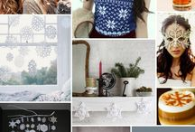 HGTV Mood Boards & Tuesday Hues / by Laura Williams