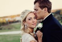 Wedding Inspiration - Brides & Grooms / by Michael C. Fina
