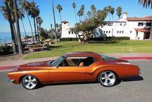 Buicks and Cadillacs / by Fat Hatchetfish