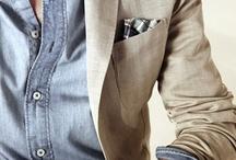 men' fashion / by John Strauss