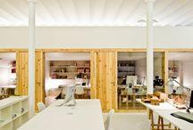 Workspaces / by Steven Sloan