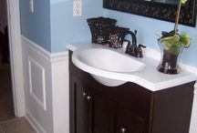 Bathroom ideas / by Kelly Metz