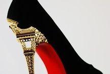 Le tour Eiffel / by Debby Zamany