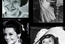 Belgium Beauty ~ Audrey Hepburn / The Undeniable Beauty, Outwardly, and Within ~ of Audrey Hepburn / by Dee