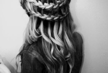 beautiful hair / by Caitlin Brown