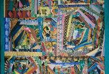Crazy Quilts I Love / by Sherry Byrd
