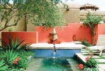 Mi futuro patio <3 / by Renata Mac
