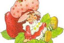 Strawberry Shortcake / by Arial Lynn