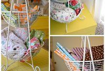 Craft Room / by Sarah Schoonover
