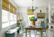 Breakfast room / by Bevin Smith