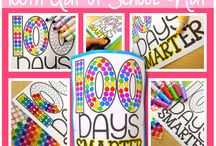 100th day / by Brandi Guess