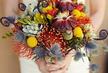 Leetle Seester's Wedding / My beautiful little ginger sister's wedding: rustic, vintage, DIY, rainbow, barn, prairie, summery, funk music, hippie jam fest, place of pure happiness. http://www.leavemetomyprojects.com/ / by Natalie Webb