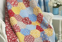 Quilts /  Maybe 2014 will be the year I start quilting...I KNOW there's a quilter inside me, waiting to happen! / by Jeanie Roemer