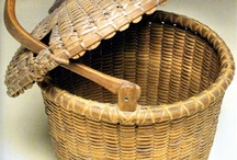 baskets & boxes / by Bobbye Wallace