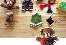 Crochet: Bears / by Polly Wickstrom