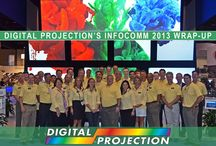 Trade Shows & Events / by Digital Projection