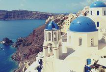Santorini, Greece / by Travelocity Travel
