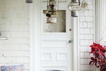 Home {outdoors} / by Ana Frias