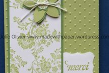 Flower Cards / by kathy Weindel