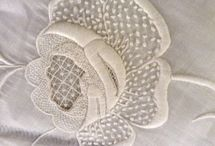 White inspiration / by Kate Dickerson/KSH Needlepoint