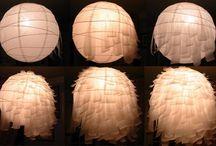 DIY Lighting, Chandeliers & Mobiles / by Valerie Jordan