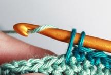 Knitting and Crochet / by Cheryl Rose