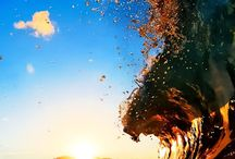 Surfers | Ocean / Surfers, waves, and surf stuffs / by Osie Ayu