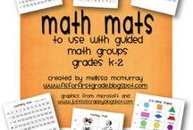 Math Ideas / by Nicole Bryant Fender