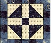 Quilt Blocks / by Kathy Greene
