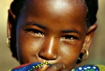 Niger / includes Wodaabe,Gobir,Tahue and Touareg tribe / by Tibet Tenzin