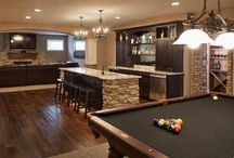 Basement remodel / by Casey Ray