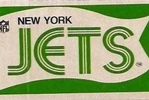 J! E! T! S! JETS! JETS! JETS! / by Kate DeMello