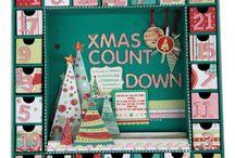 Kaisercraft Advent Calendar / by Paula Stanley
