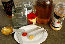 """I'm sick"" Home Remedies / by Basimah Zahir"