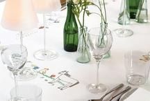 Decoração de mesas ❖ Table decoration / by Portal Casa.com.br