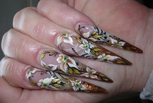 Nails by Seeka / by Mystic Nails