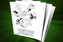 DC Comics Fan Family / by DC Comics