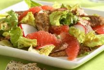 FFF Salads / Fresh and satisfying year round! / by Mind Body Nutrition, PLLC