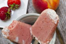 Popsicles - Homemade / by Angela Schmidt