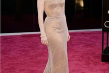 Academy Awards Red Carpet / The biggest night in Hollywood is here! Here, all the most-talked about stars in the most amazing designer dresses. / by Marie Claire