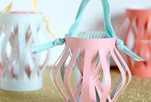 Lantern Baby Shower / by Vanessa | Tried & True
